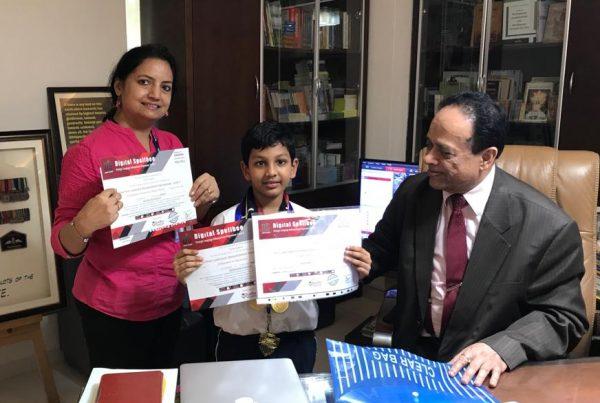 Vyom Gupta - Student Achiever