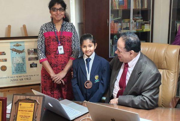 Tvisha Chothani claims Bronze